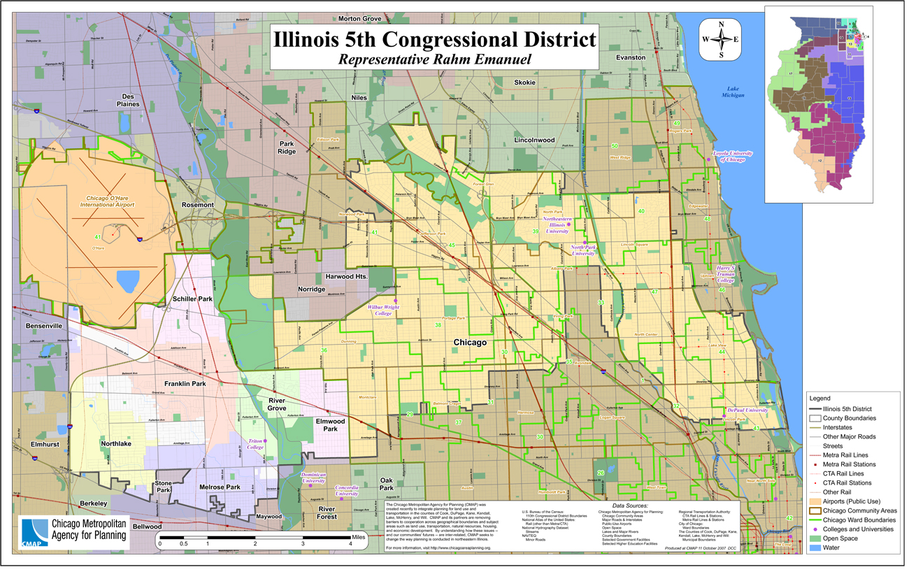 chicagoelections / Illinois's 5th Congressional District Special